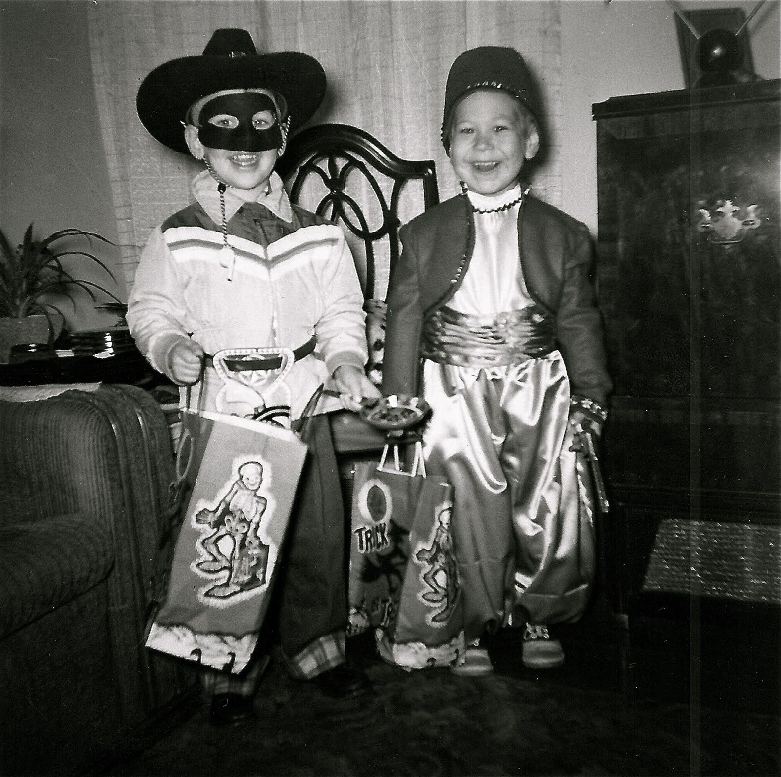 Vintage Halloween Ideas