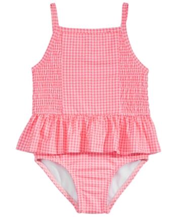 Girls Red Swimwear Marina West 2 PC