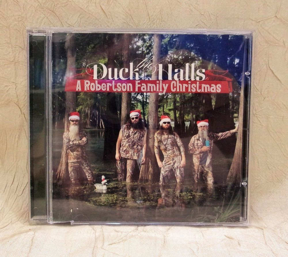 Duck the Halls: A Robertson Family Christmas by The Robertsons Duck ...