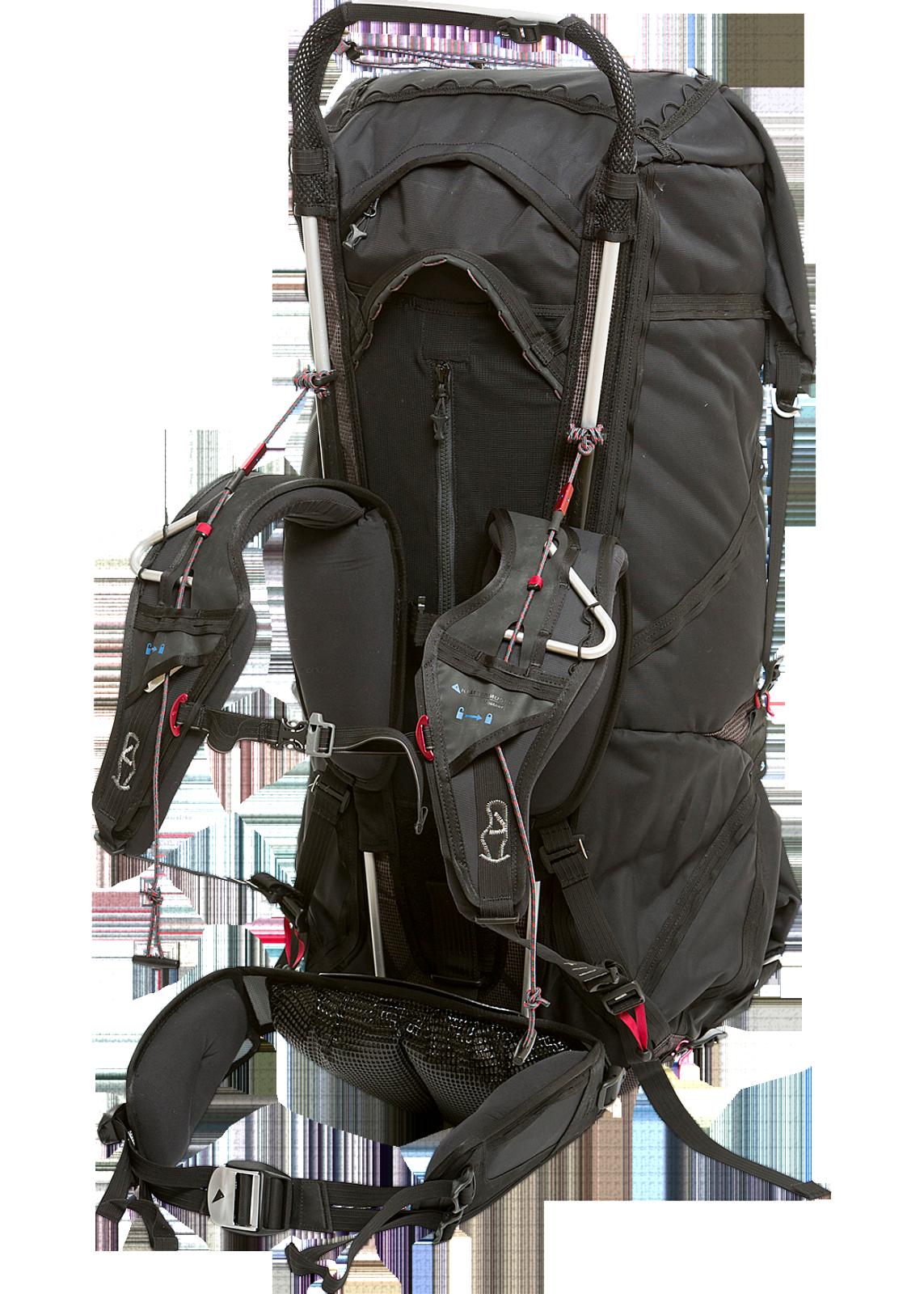 52272633ba Klättermusen Mjölner ist ein Rucksack für höchste Ansprüche