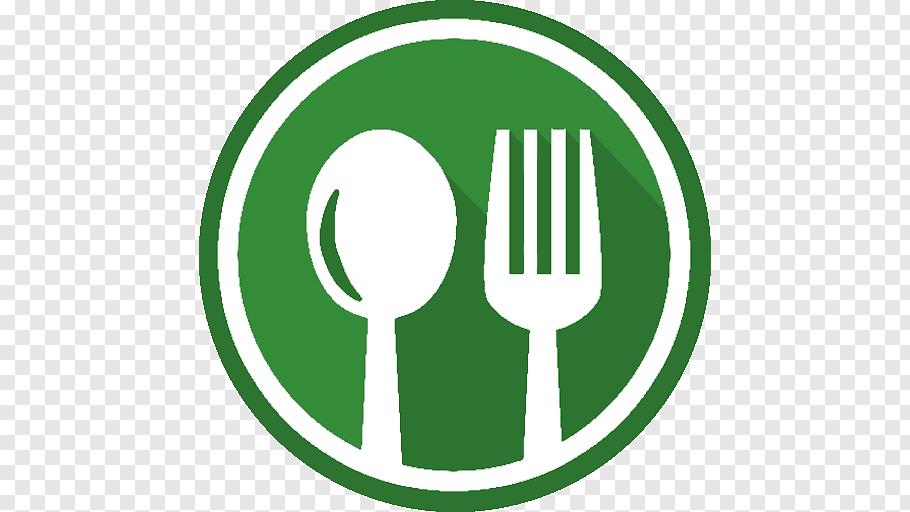 Restaurant Logo Buffet Food Eating Green Circle Symbol Free Png Logo Restaurant Menu Illustration Restaurant Icon