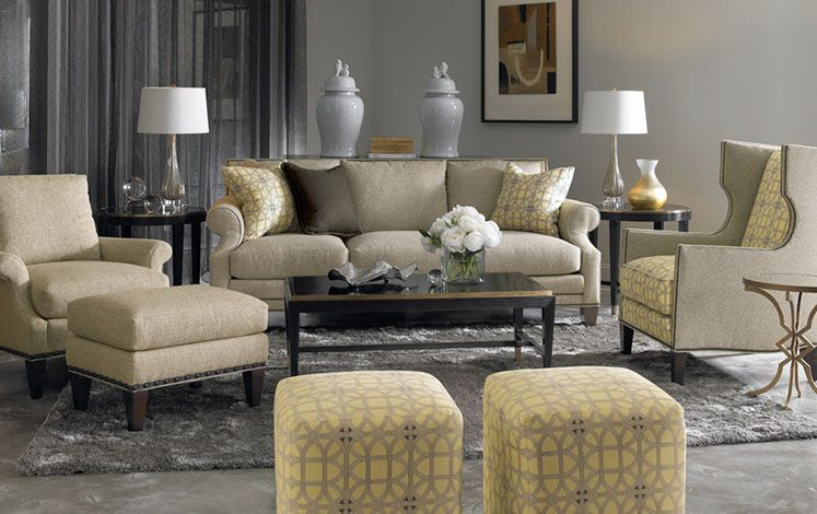 Sherrill Furniture Stores By Goods In Charlotte NC And Hickory NC. Shop  Goods For Discount Sherrill Sofas, Chairs And Sectionals.