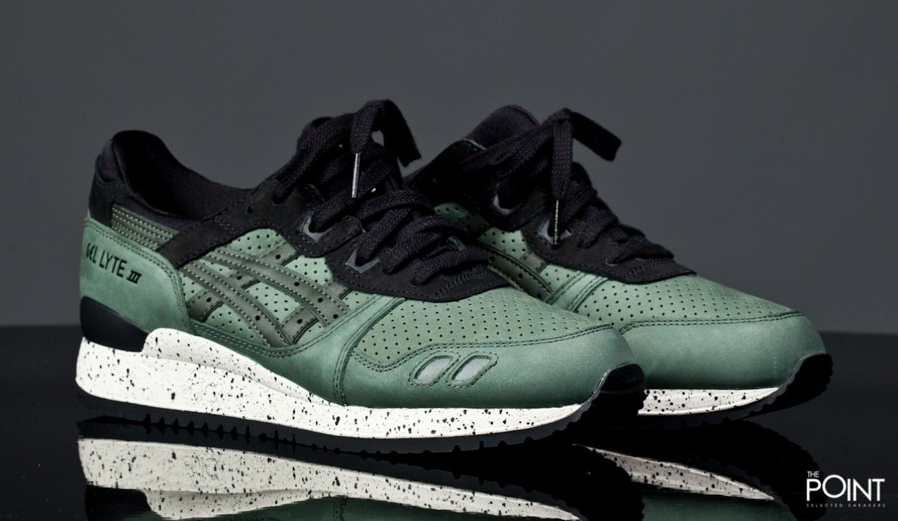 asics gel lyte iii zapatillas