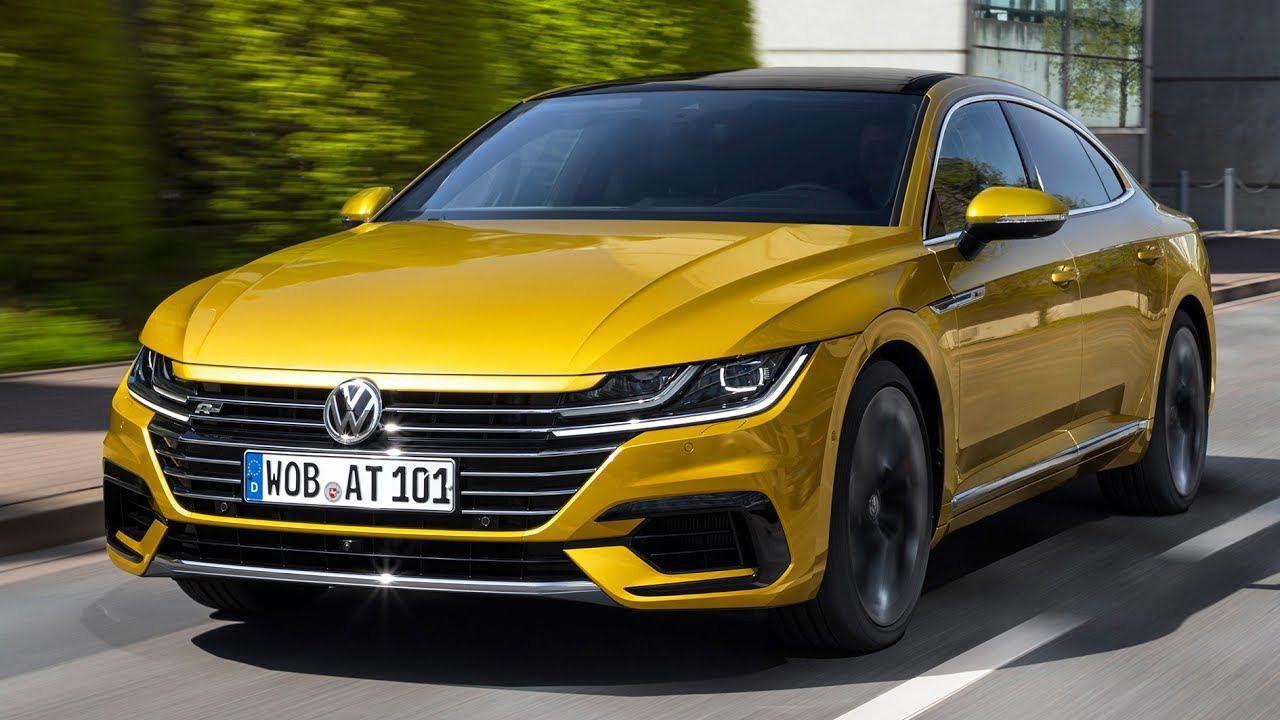 Volkswagen Vw Arteon 2 0 Tdi R Line 4motion Im Test Volkswagen Volkswagen Passat Porsche 911 Speedster