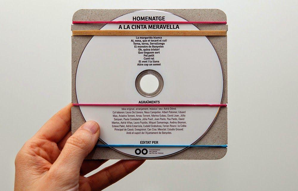 Porta-CD / Kraft / Simplicidade / Contemporâneo | ideas | Pinterest