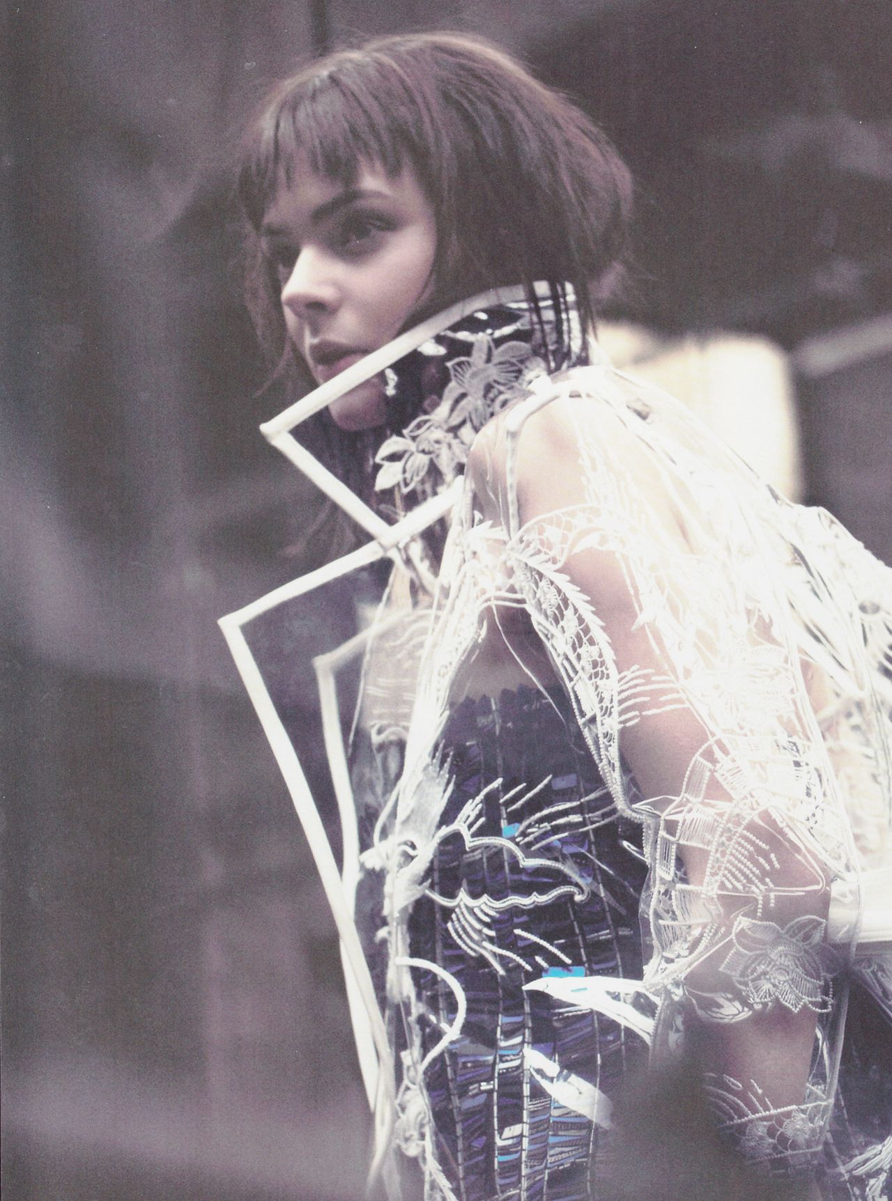 Kinga Rajzak by Serge Leblon for Vogue Ukraine