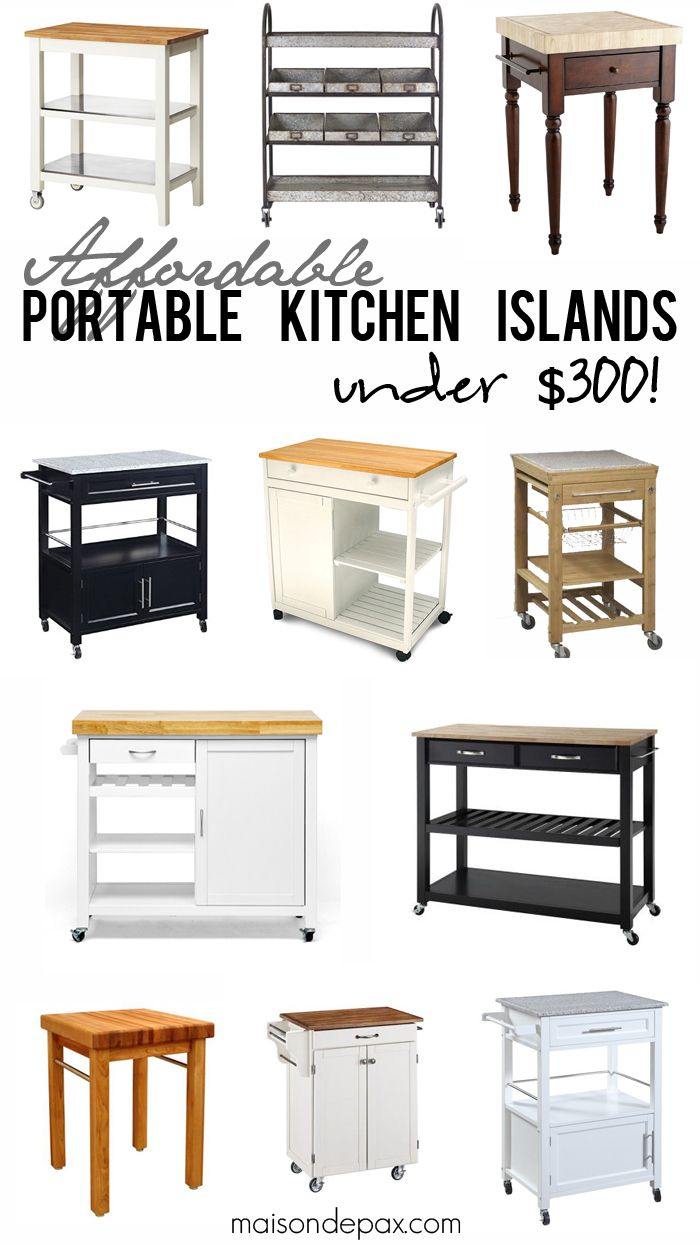 Where To Buy Affordable Kitchen Islands Kitchens Apartments And Kitchen Carts