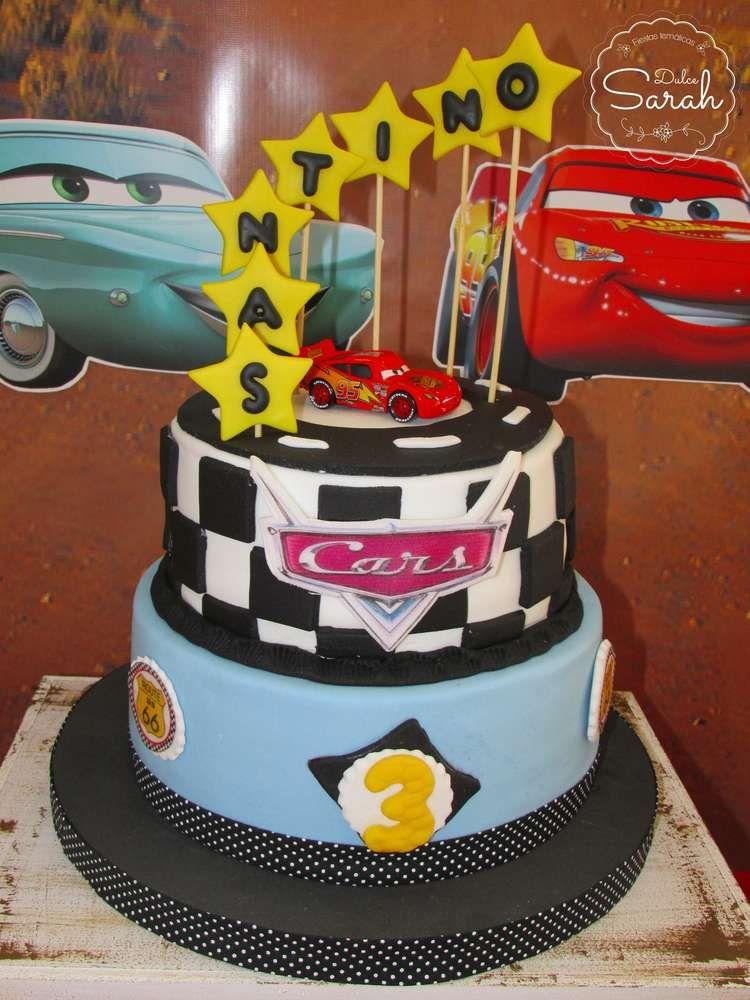 Cars Disney Movie Birthday Party Ideas In 2018 Disney Cars Party