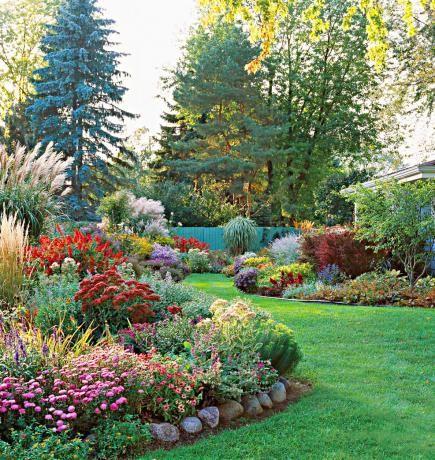 35 Beautiful Backyards Beautiful Gardens Backyard Landscaping Garden Landscaping