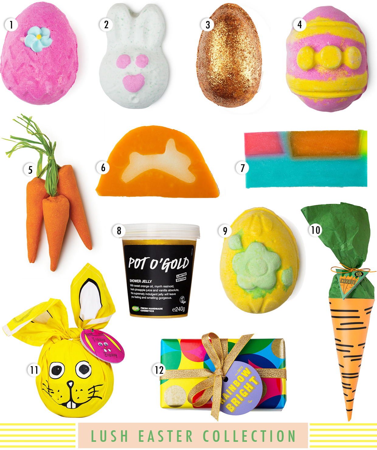 Lush easter 2015 collection easter 2015 lush and easter lush easter 2015 collection negle Images
