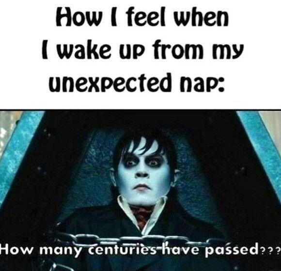 Don't even remember fallin asleep