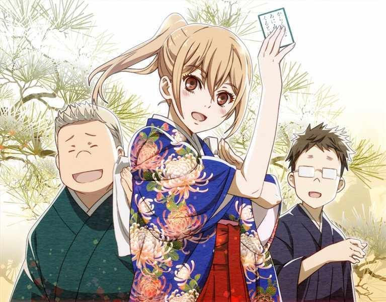 Download Anime Chihayafuru 2 BD Subtitle Indonesia Batch