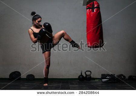 Mulheres Lutas Fotos, imagens e fotografias Stock | Shutterstock