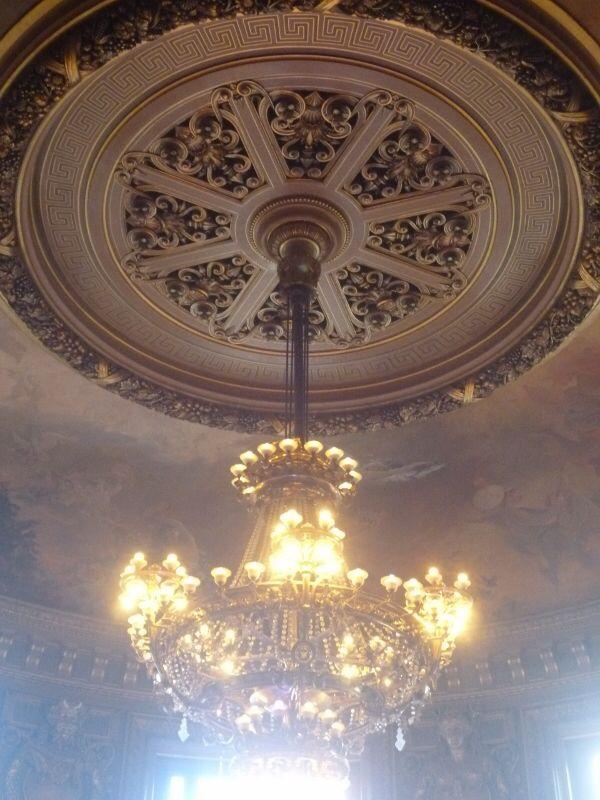 ガルニエ宮(Palais Garnier)Opéra Garnier