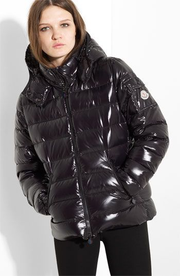 Moncler 'Bady' Short Down Coat available at #Nordstrom