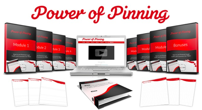 7 Module Home Study Course on How to Use Pinterest for Your Business: http://powerofpinning.com/video2/ #Pinterest, #Business, #Online Course #Marketing, #Video, #Training, #Social Media $97