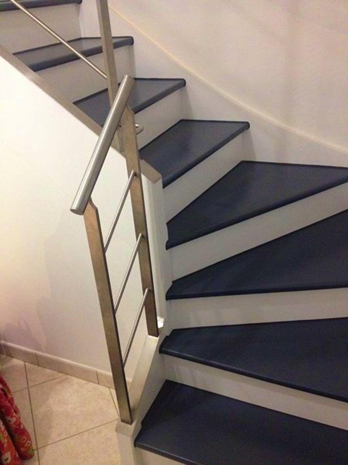 intrieur Moderniser Un Escalier 07350321 Images A E D Ce Zoom Escalier Un Moderniser Comment