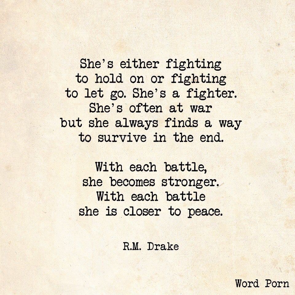 Profound Quotes About Life Don't Know About The Closer To Peace  Tough Girls  Pinterest