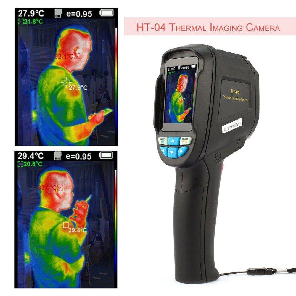 HT04 Flir Thermal Imaging Camera High Sensitive Sensor HD