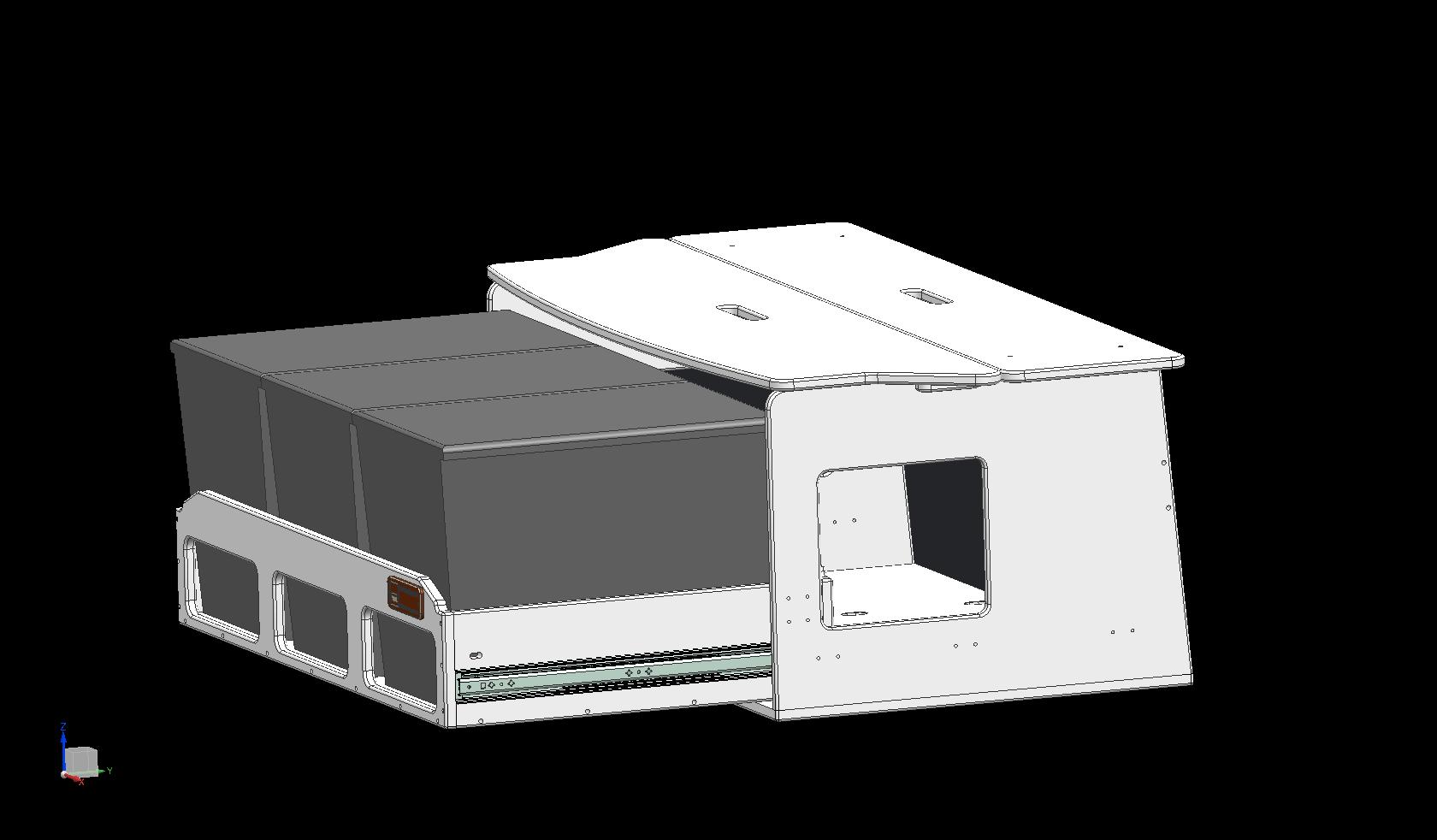 Fahrzeugausbau Camping Multiflexboard Alternative Vw T5 Multivan