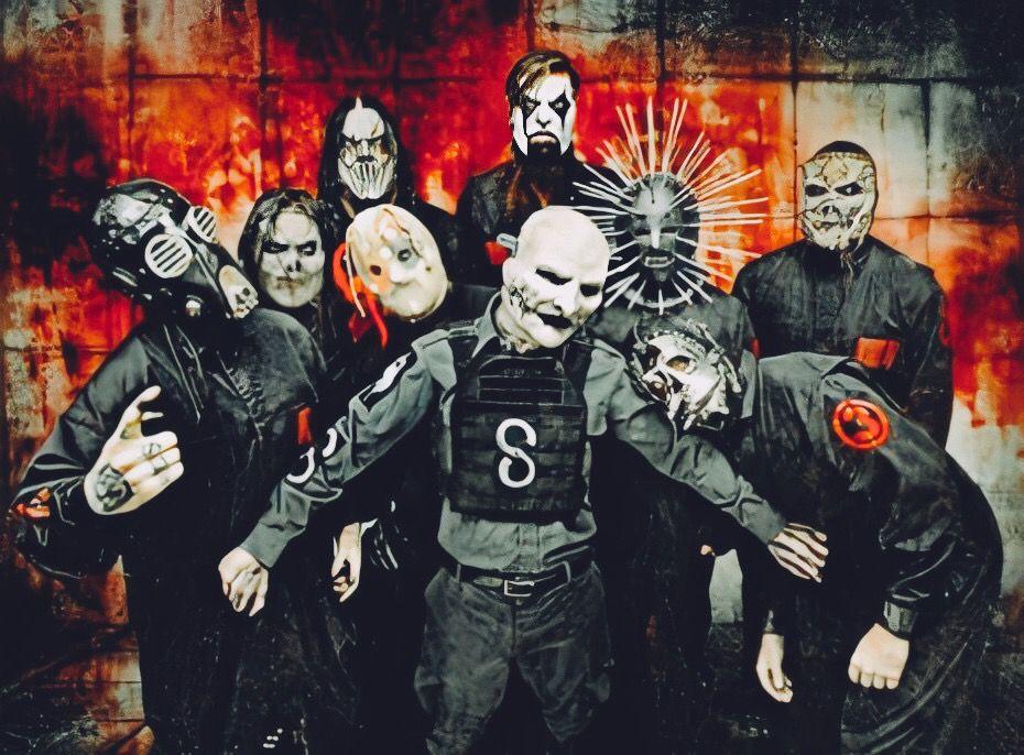 Pin On Slipknot