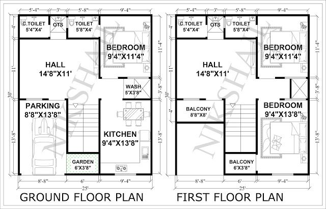 25X30 House plan with 3d elevation by nikshail - Nikshail ... on small home builders, small home bedrooms, small home neighborhood, small home services, small home foundations, micro homes floor plans, small manufactured homes, small home water tower, studio floor plans, house plans, bathroom floor plans, modern floor plans, roof garden floor plans, small home photographs, small home parking, jay shafer floor plans, small prefab homes, small multi family homes, small home blog,