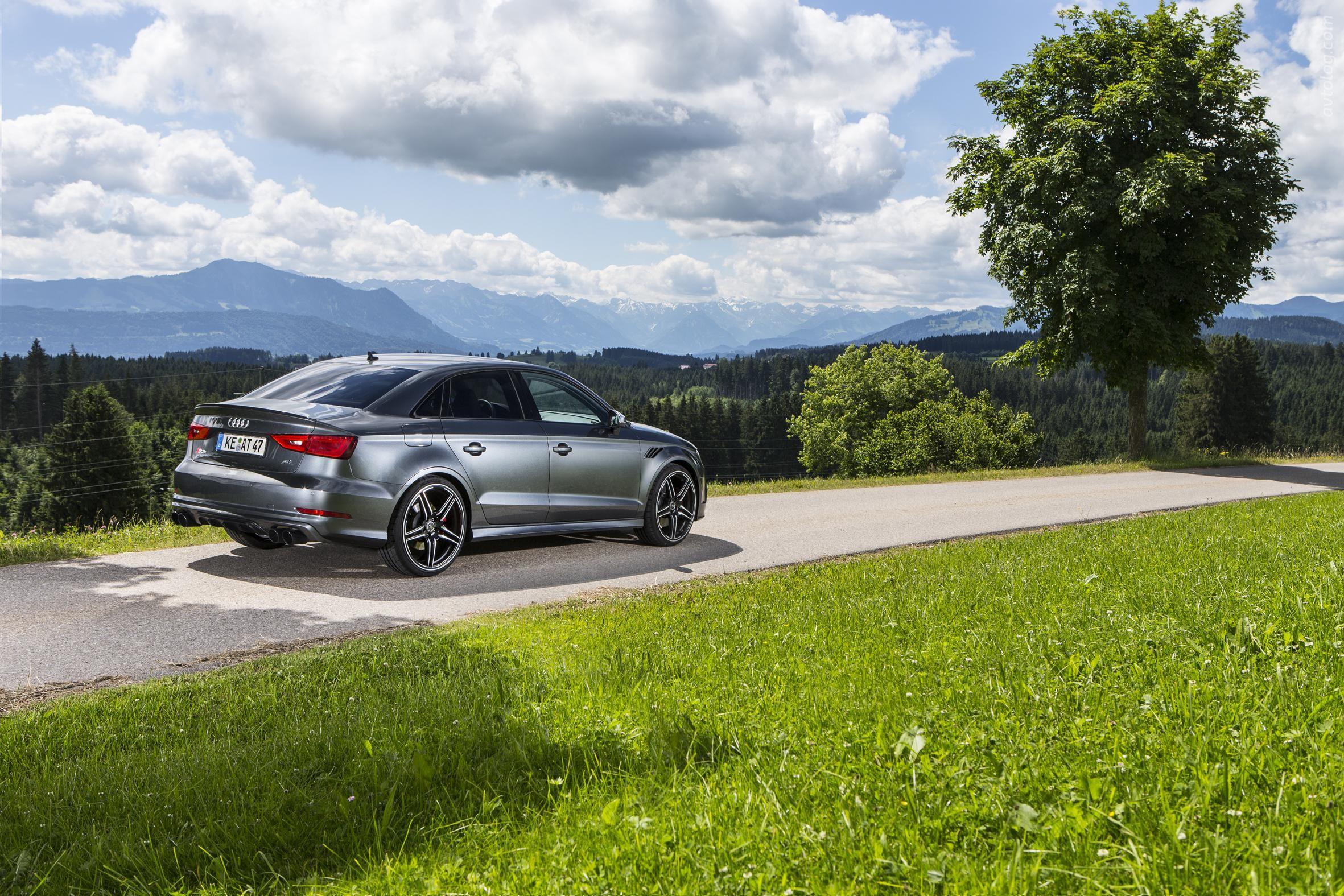 2015 ABT Sportsline Audi S3 Sedan  #Segment_C #Audi_S3 #ABT #tuning #2015MY #German_brands #Audi_S3_Sedan #Audi #Serial #S_Tronic