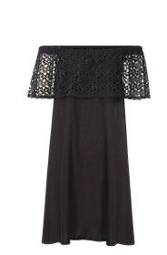 Off Shoulder Ruffle Lace Dress From Mr Price R129 99 Fashion Tv