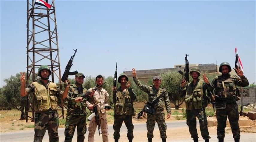 Syrian Forces Liberate Quneitra Village Near Occupied Golan A Syrian Village In The Strategic Southwestern Quneitra Province Which Army Arab News Syrian