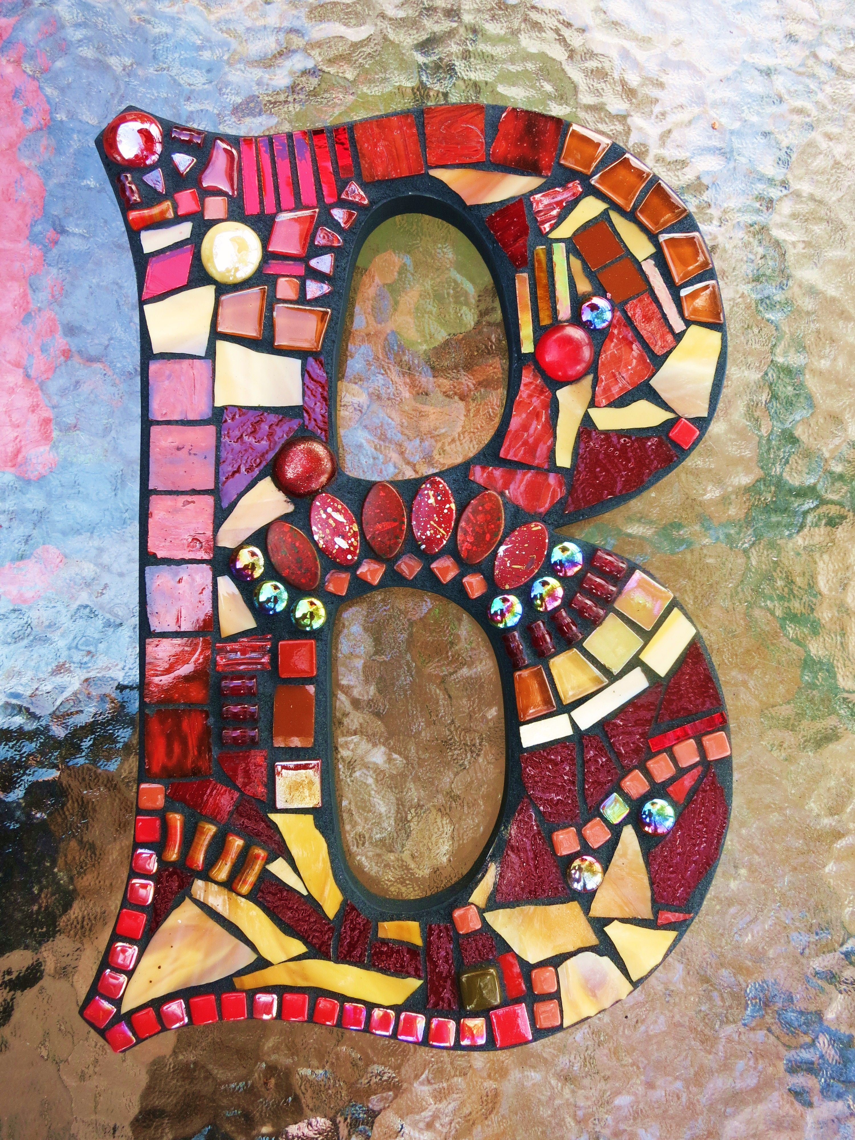 Created By Tina Wise Crackin Mosaics