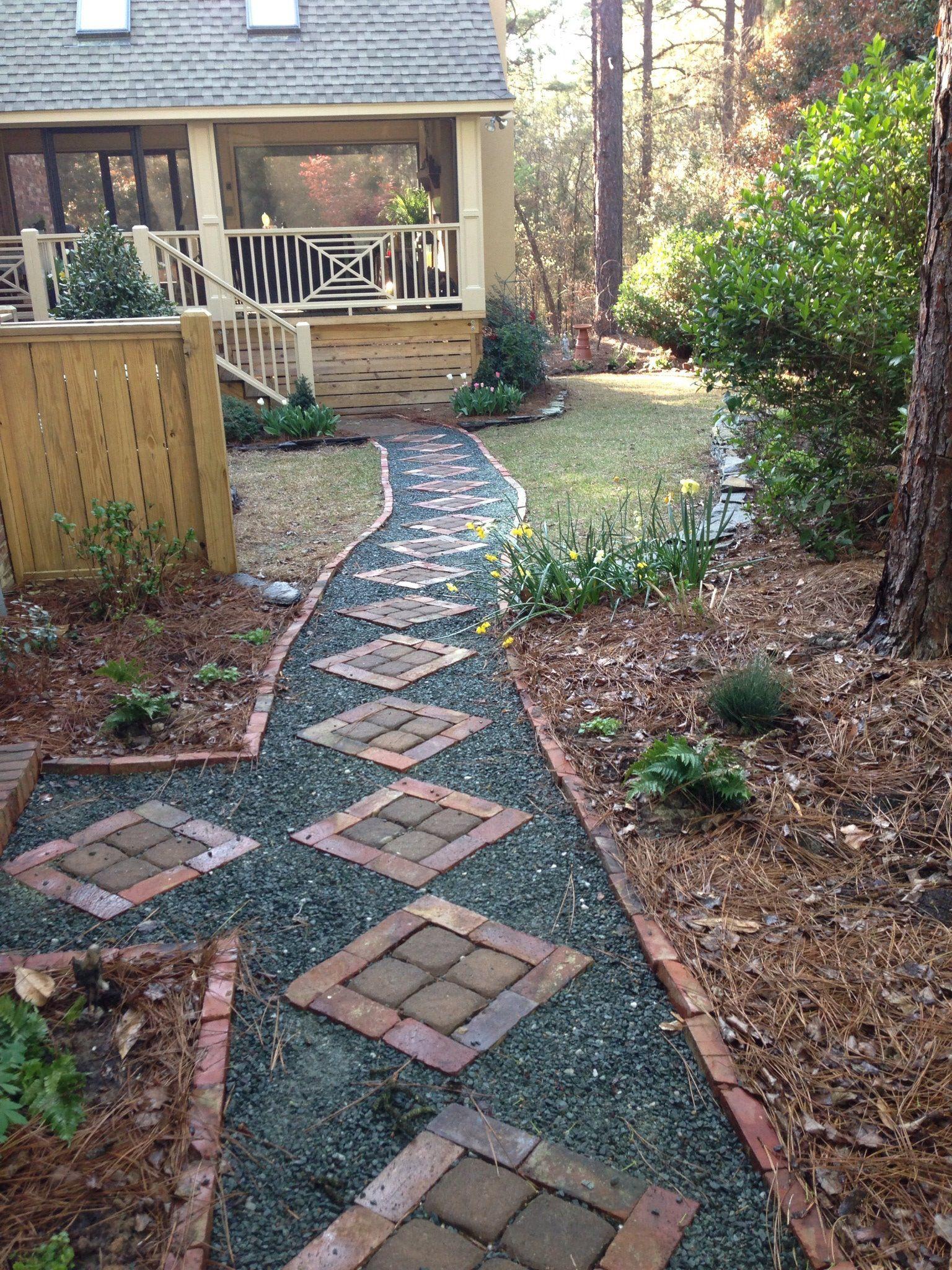 Starting My Shade Garden Along My Garden Path