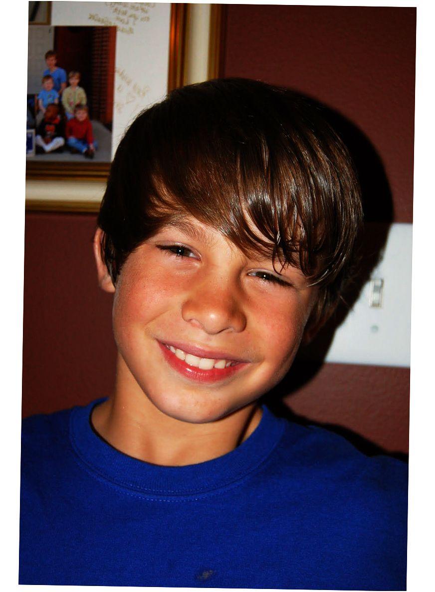 12 Year Old Boy Hairstyles Best 2016