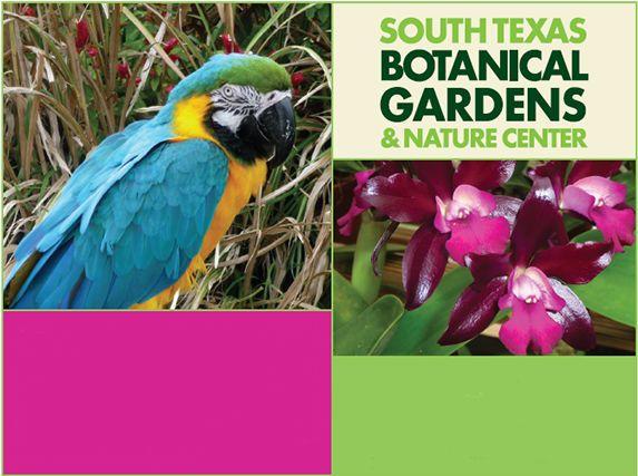 South Texas Botanical Gardens & Nature Center Hours