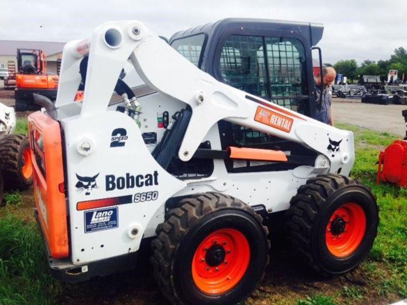 2014 Bobcat S650 Skid Steers for Sale | Fastline | Bobcat