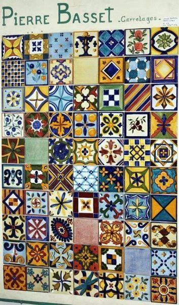 Carreaux Decores Carrelages Decorations Pierre Basset Salernes