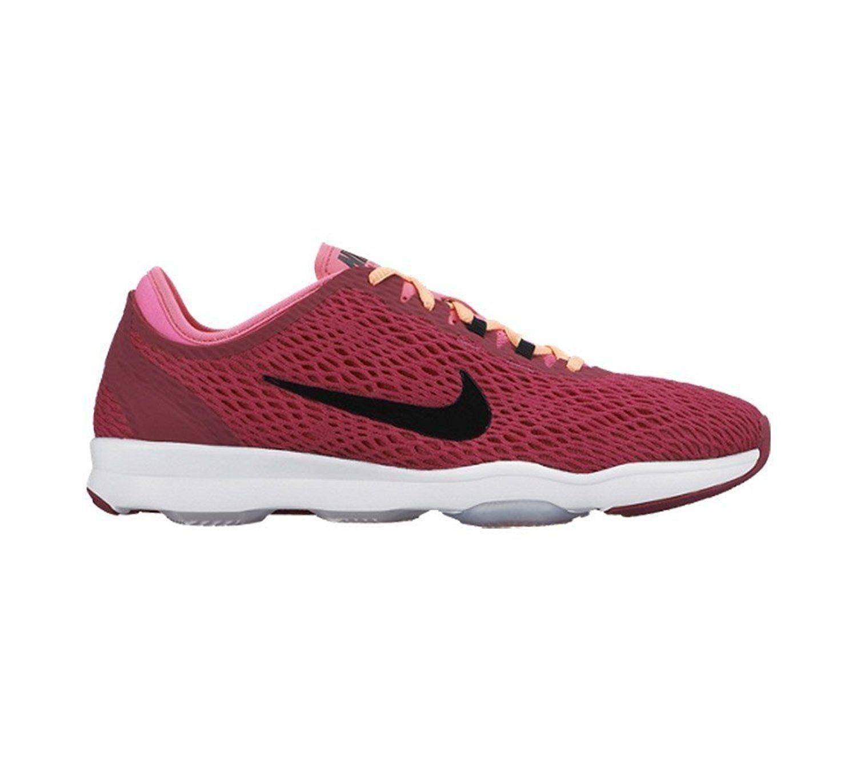 New Nike Women's Zoom Fit Cross Trainer Sport Fuschia