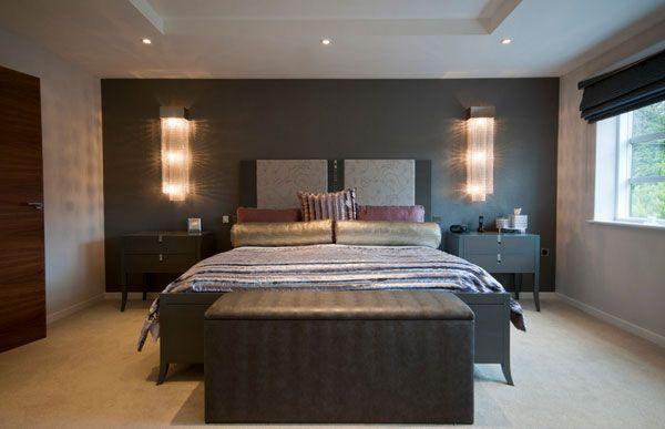 Schlafzimmer Lampe ~ Schlafzimmer lampen design. die besten 25 bett modern ideen auf