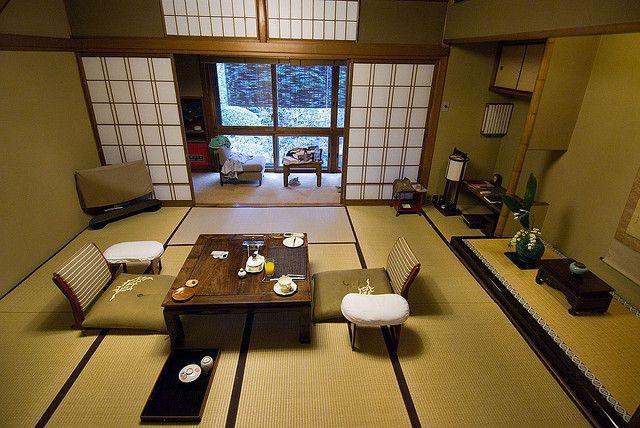 intérieur japonais décoration Deco Interieur Maison Ancienne