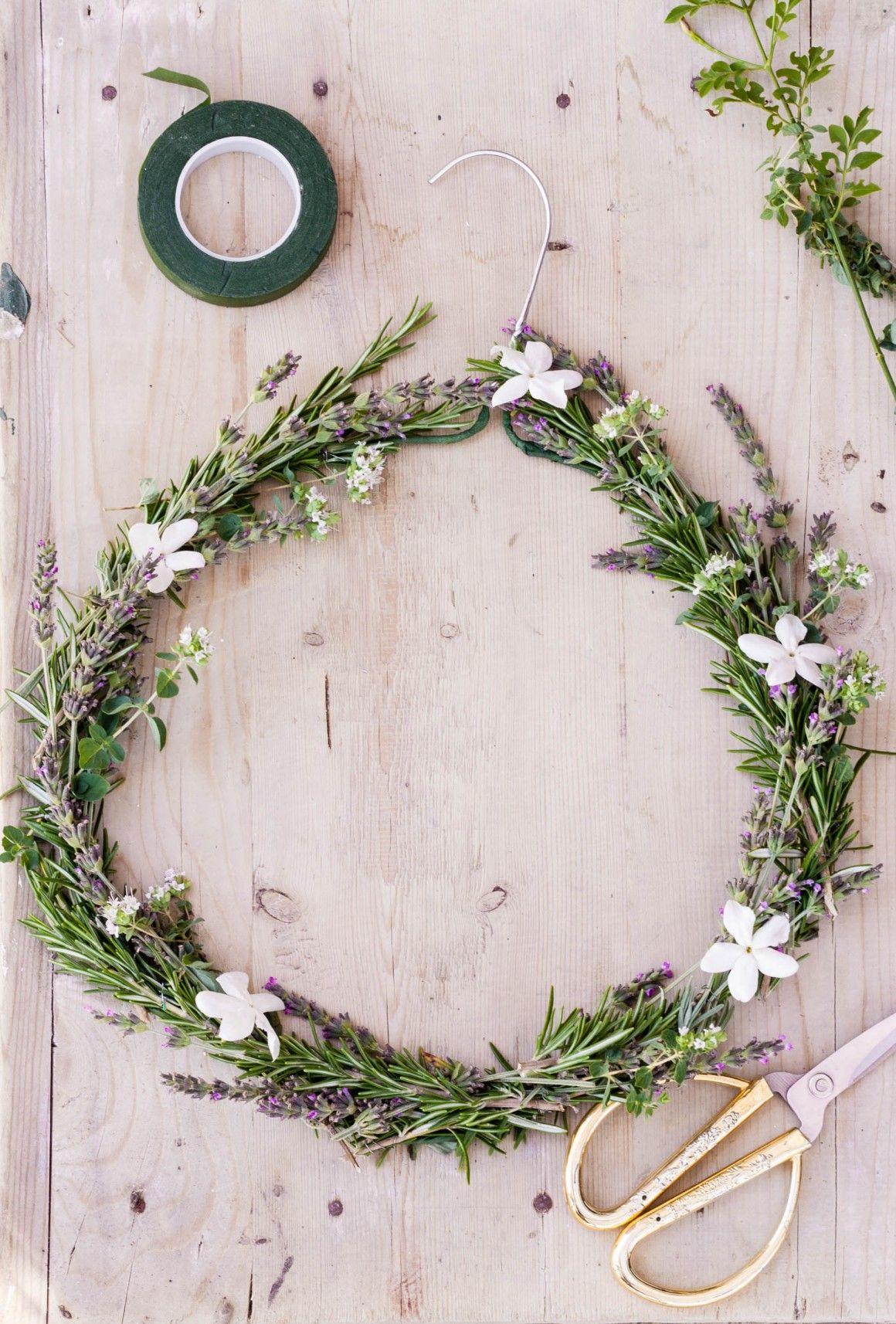 Photo of Ricetta – Ghirlanda estiva con le erbe aromatiche | iFood