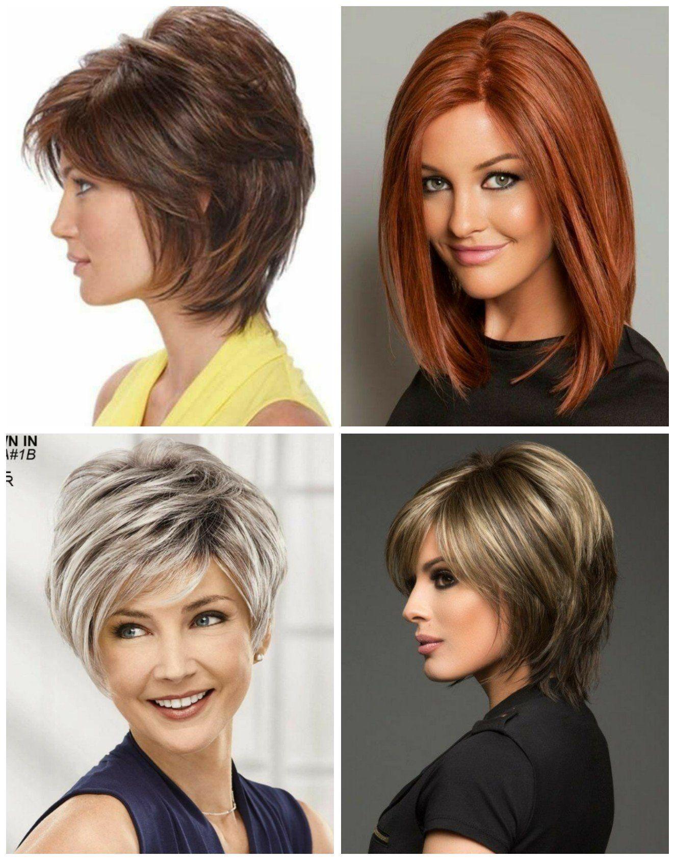 2019 Bayan Kısa Saç Kesim Modelleri Trendler Hair
