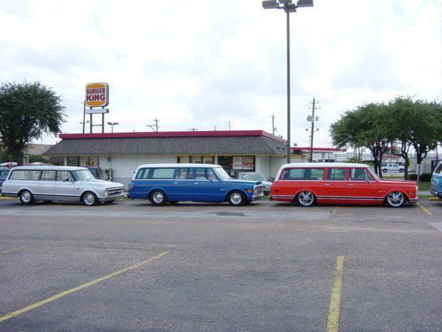 Suburbans Chevy Suburban