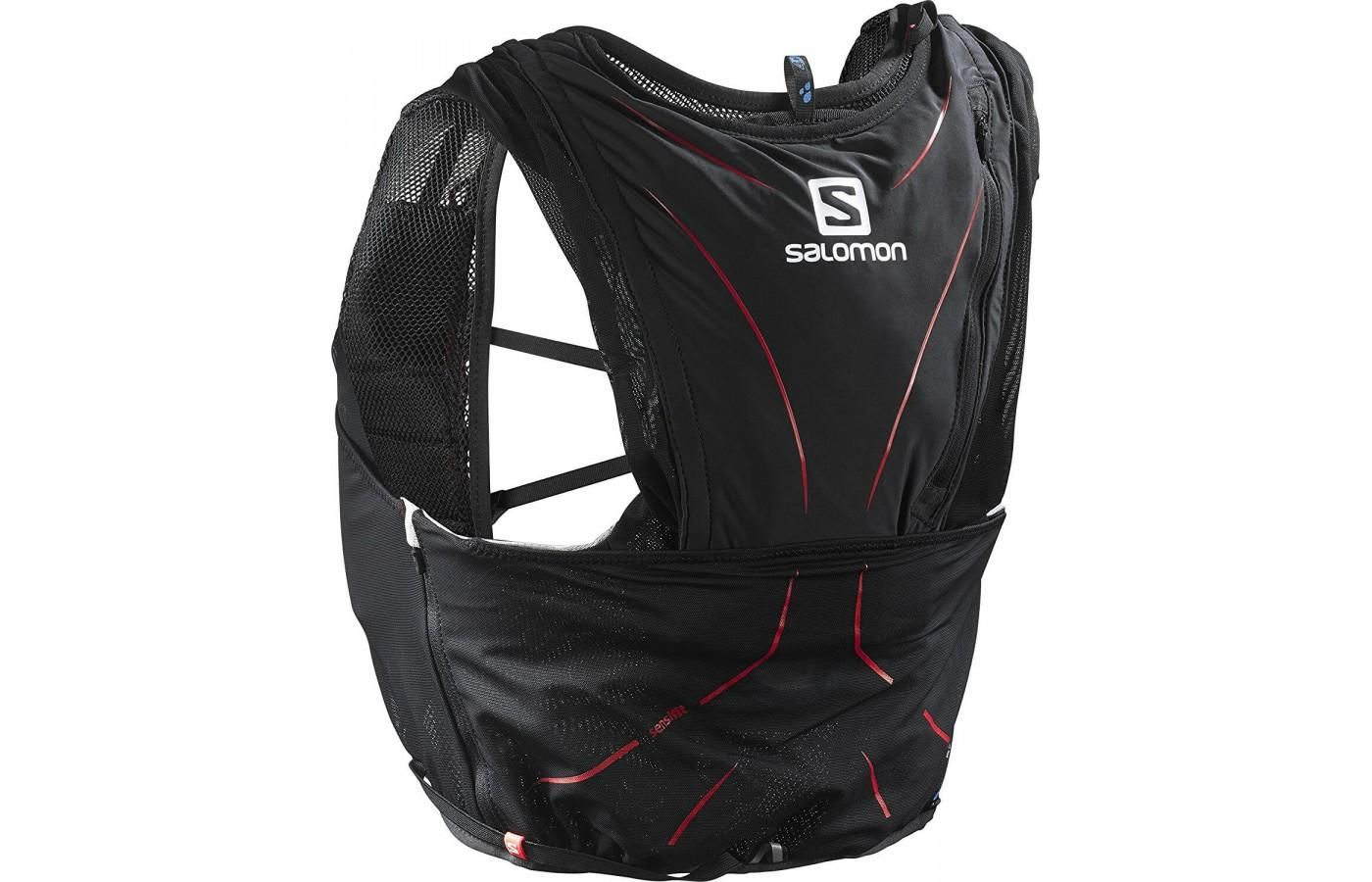 Salomon Adv Skin 12 Set Check More At Https Stripefit Com Salomon Adv Skin 12 Set Review Running Vest Running Clothes Hydration Pack