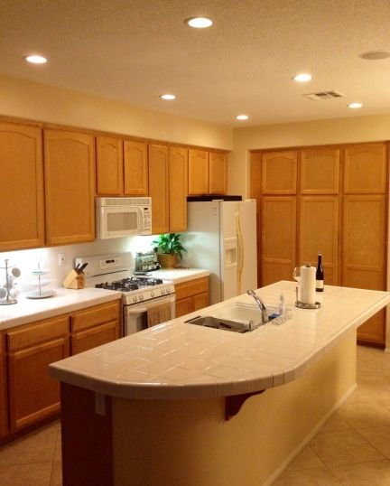 Best Recessed Lighting For Kitchens: Creative Rustic Lighting Ideas