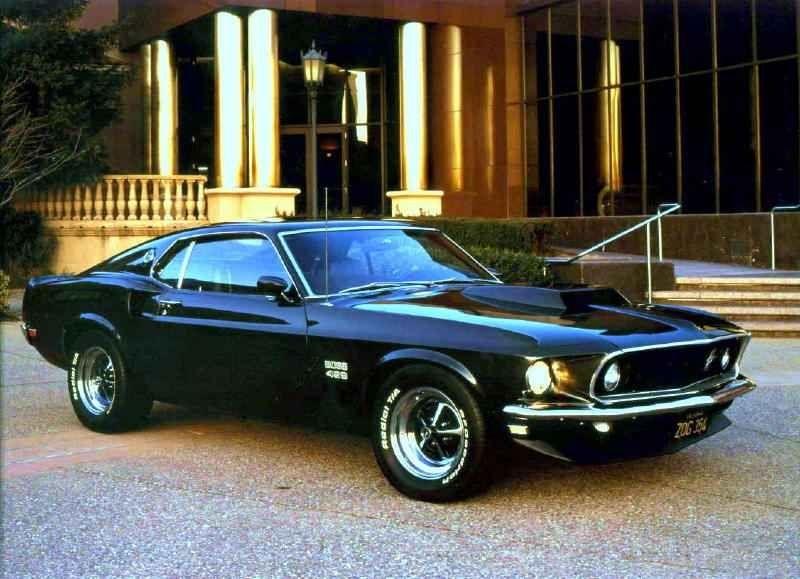 1969 Mustang Boss 429 Blue Ford Mustang Boss 429 Dark Hot Rods Cars Muscle Mustang Mustang Boss