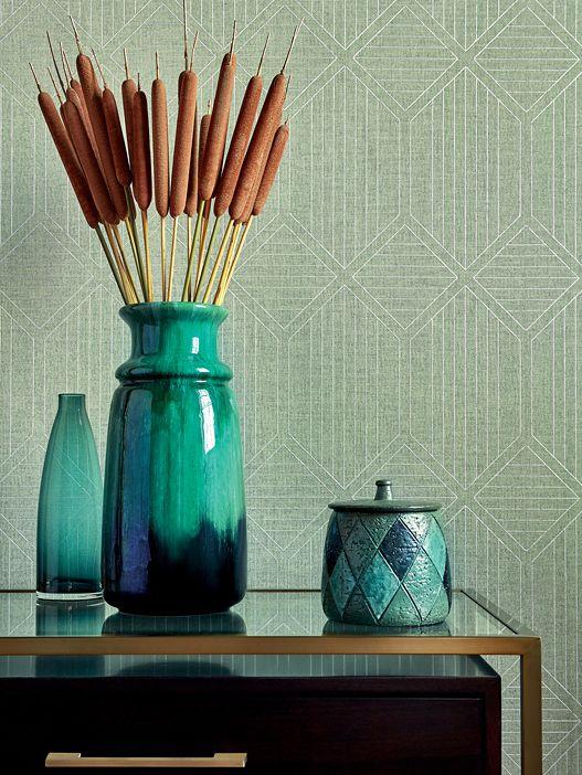 Thibaut Wallpapers Декор стен, Обои
