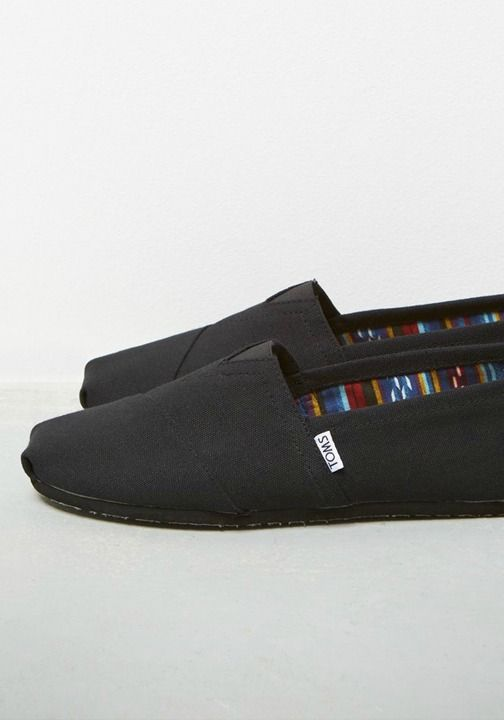 e3405f90531 The shoe that started it all  TOMS Classics.