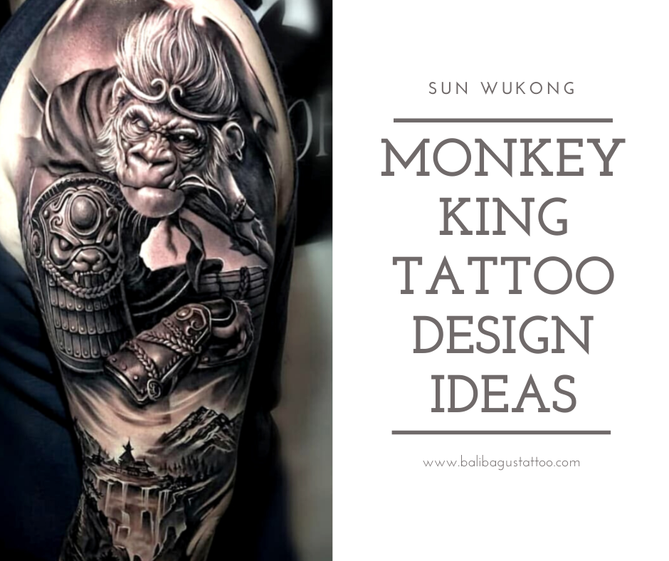Photo of 11 dessins de tatouage de roi singe