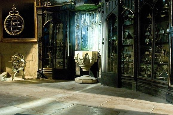Dumbledore's Office, Goblet of Fire