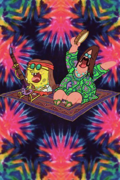 Hippie Wallpaper Image By Chelsea Schide On Stoner Girl