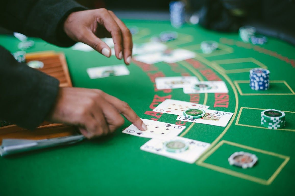 Blackjack for any occasion! Let Gaming Events deal you a